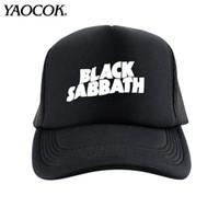 beach boys band - Fashion Casual Hip Hop Logo Custom black sabbath Rock Band Cool Mens Knit Hats And Snapback Caps Sport Brand Winter