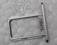 Wholesale For Galaxy S6 G920 SM G920 G920F Brand New SIM card holder Nano SIM Card Tray SIM Card Drawer Gold Silver Black