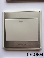 Wholesale JOINSUN CE Factory outlets Wall panel switch CE OEM