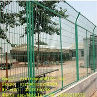 wire mesh fence - Factory Area Framework Wire Mesh Fence With Strong Structure mm Opening mm Square Fence Post