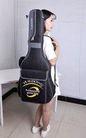 acoustic guitar soft cases - belief14 Deluxe Black Acoustic Guitar Bag D Nylon Oxford Guitar Soft Case Gig Bag Guitar AccessoriesWholesales