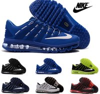 trainers - Nike Flyknit Air Max pink red running Shoes women airmax sports shoes discount red blue maxes athletic trainers shoes