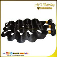 Wholesale 8A Brazilian Hair Bundles Body Wave Peruvian Malaysian Indian Human Hair Weave Unprocessed Virgin Hair Extensions Weft