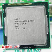 Wholesale Intel CPU Celeron G550 M Cache GHz LGA TDP W desktop CPU scattered piece processor