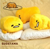 big brother movie - Soft Pillow GUDETAMA Doll Stuffed Plush Toy GUDETAMA Lazy Yolk Brother Girl Friends Present Birthday Gift
