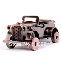 auto model collection - Classic Cars Auto Statue Model Diecast Arts and Crafts Collection Bronze Metal XZY0034