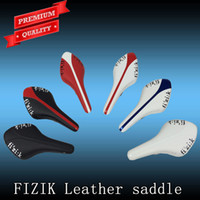 mtb - 2015 NEW Italy FIZIK leather bicycle saddle seat road bike mtb soft saddle seat