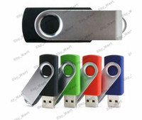 Wholesale Generic GB GB GB GB swivel custom USB Flash Memory Pen Drives Sticks Disks Discs USB Pendrives Thumbdrives