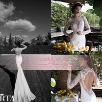 Cheap 2015 mermaid wedding dress Best summer beach bridal gowns