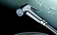 bathroom spray hose - Bathroom ABS Chrome Bidet Sprayer Handheld Toilet Spray Toilet Hand Held Bidet Shattaf with m Hose Holder