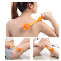 Wholesale Back Neck Shoulder Pounding Beat Stick Meridian Cute Hammer Beating Massage Stick Health Fitness Knock W233