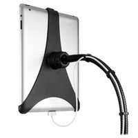 Wholesale HOT Adjustable Multi angle Steel Mount Arm Holder Support Stand for Apple New iPad Tablet PC wxq242