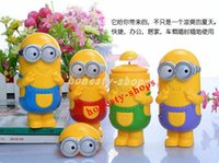 Wholesale Brand New Summer Hot Sale Mini fans cartoon Despicable Me handheld Portable Mini Cooling Cool Fans Mist Sport Beach Camp Fan