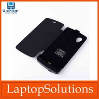 Wholesale 3800mAh For Google LG Nexus Cases Backup Power Bank Case External Battery Case
