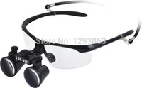 Cheap Good quality Anti-fog Dental Surgical Medical Binocular Loupes Glasses