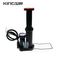 mini football - MTB bicycle pump high pressure portable mini foot the ball home football basketball pump