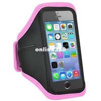 Wholesale 100pcs Waterproof Sports Running Armband Pouch Case For iPhone inch