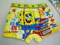 Wholesale Children s Underwear Kid Underwear Boys Underwear Boxer Kids Underwear Cotton Boys Tv Marvel Superhero Charcter Shorts Trunks Underwear Boxe