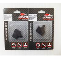 Wholesale 2 packs bicycle disc brake pads for shimano for tektro Orion Auriga Pro Gemini