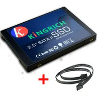 Wholesale Kingrich GB SSD Inch SATAII Gbps Internal SSD computer hardware storage drives