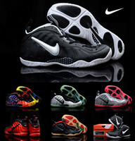 foamposite - 2016 Nike Air Foamposites One Mens Basketball Shoes Original Quality Foamposite Shoes Basketball Shoes Sneakers
