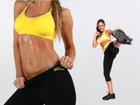 Wholesale 100pcs Tv Hot Shapers Body shaper shaperhot Neoprene fitness slimming hot shaper pants