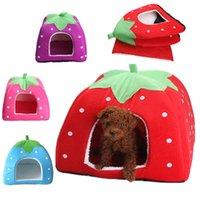 Wholesale Strawberry Design Cute Pet Puppy Dog Cat Pet Waterloo cm