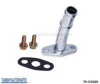 Wholesale TANSKY Turbo Oil Drain Return Pipe Kit For Mitsubishi TD02 TD025 TD03 TD04 TD05 TD06 TK CGQ50