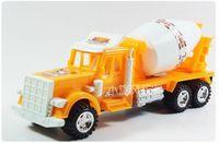 baby dump - Inertia engineering truck dump car mixer truck toy car model baby car