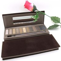 Wholesale Brand New Eyeshadow Palette Makeup Eye Shadow Palette Color Awesome Eyeshadow sets Box Oringinal with Cosmetic Brush