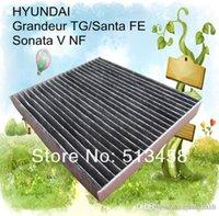 Wholesale CUK2362 low price black carbon car cabin air filter for Hyundai Z auto part cm AC A3