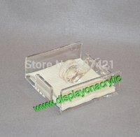 acrylic plastic rods - Fashionable Middle Size Seat Type Bow Rod Dinner Acrylic Napkin Holder