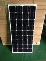 monocrystalline solar cell - 100w solar panel monocrystalline solar cell panel solar w charging efficiency year free maintenance