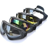 Wholesale Promotion X400 UV Protection Outdoor Sports Ski Snowboard Skate Goggles Motorcycle Off Road Cycling Goggle Glasses Eyewear Lens