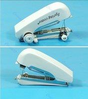 Wholesale New Mini Handy Clothes Fabric Sartorius Handheld Sewing Machine