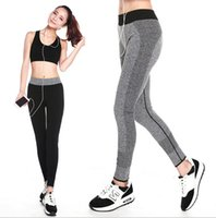 Wholesale 2015 High Stretch Women Sports GYM Leggings Fitness Leggings Outdoor Professional Running Pant Yoga Leggings Pants Gym Clothes Yoga Outfits