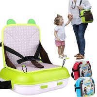 Wholesale Portable Baby Dining Chair Bag Cover Seat Holder Box Mummy Bag Baby Feeding Chair Helper Children s Chair Feeding Case Aid Kidsmile
