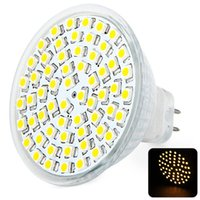 Wholesale Super Bright MR16 SMD LEDs W Low Power Consumption Long Life Expectancy Energy Saving LED Spot Light Cold Warm White