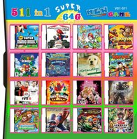 multi game - 64G multi game cartridge V01 games in one card for DS DSI DSXL DS with