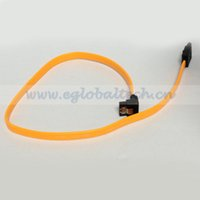 mini sata cable - Lowest Price Straight Right Angle Mini Data Sata Cable with Locking Clips for SATA2 SATA3 Gbps quot HDD SSD SATA Cable