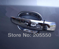 Wholesale For AUDI Q5 Car Door Handle Bowl Cup Cover Exterior ABS Chrome order lt no track
