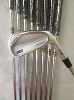 Wholesale 8PCS CB Forged Golf Irons set P with Dynamic Gold Steel S300 shaft Golf clubs CB Irons Come headcover