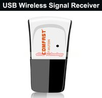 Wholesale Mini Usb Wifi Mbps n g b Wifi Adapter Wireless Signal Receiver Emitter Comfast tiggou2