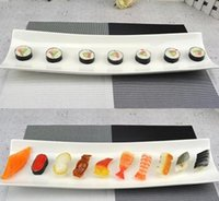 artificial sushi - Artificial fake sushi simulation cute PVC fish prawns sushi model painting propss set