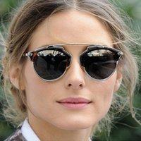 Fashion designer - SO REAL Sunglasses Women Brand Designer Christian Fashion Brand Sunglasses Men Retro Coating Sunglasses oculos polarizado cs So Real