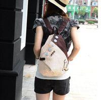 Wholesale FLYING BIRDS fashion canvas backpack casual student bag women s shoulder bag HA055