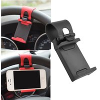 apple color wheel - Black Color Convenient Car Wheel Universal Phone Holder For iPhone Samsung Mobile Phone Holder for Bicyle Stand Rubber Band
