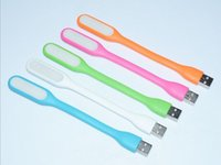 Wholesale 2015 Newest USB LED Lamp Light Portable Flexible Led Lamp for Notebook Laptop Tablet PC USB Power