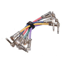 Wholesale JOYO CM Colorful Connection Cables for Guitar Bass Pedal Guitar Pedal Cables New Arrivals in stock MU0092
