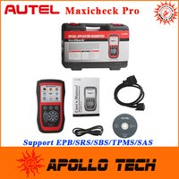 abs auto services - New Arrival Original Autel MaxiCheck Pro EPB ABS SRS SAS TPMS DPF Oil Service Auto Special Application Diagnostic Tool
